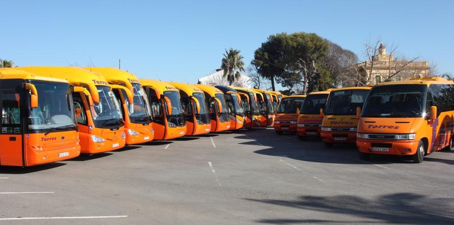 flota autocares