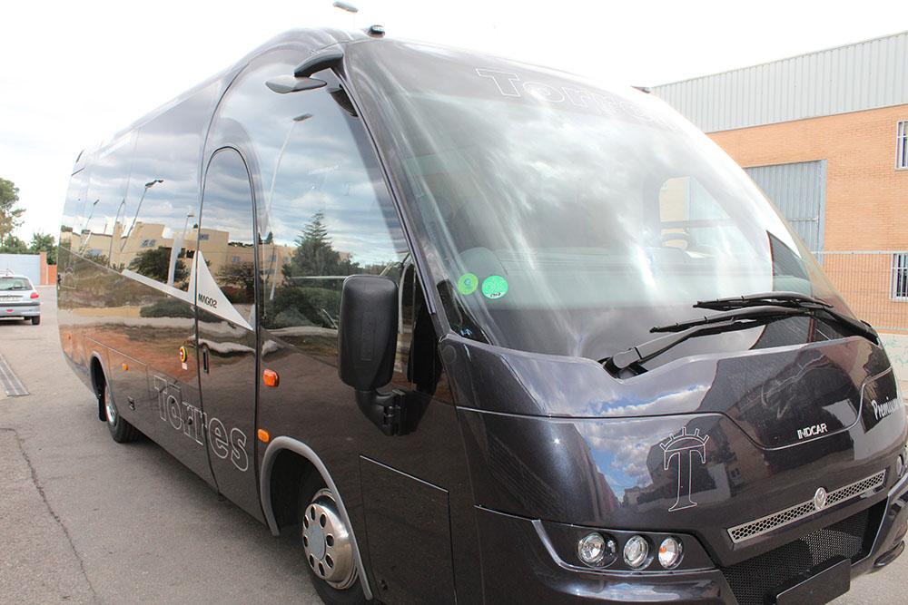 autobuses bodas valencia